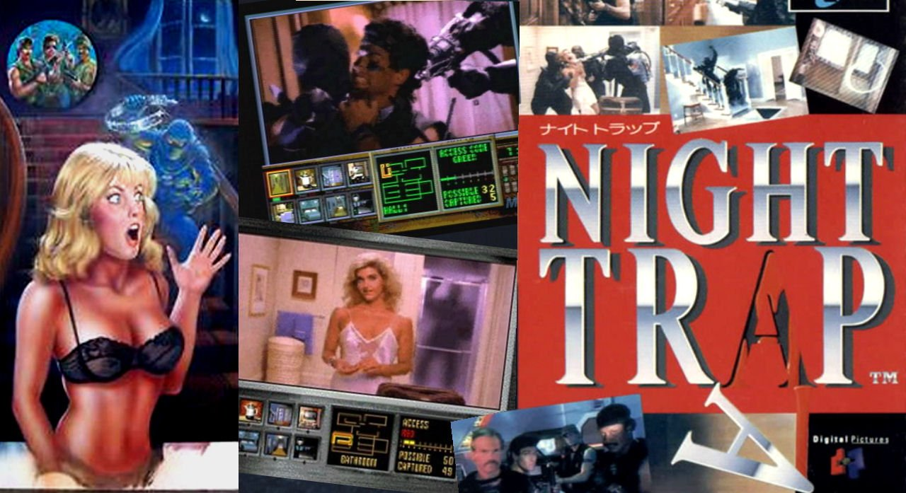 Night Trap: 25th Anniversary Edition angekündigt