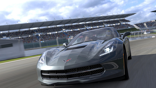 Gran Turismo 5 – Polyphony Digital enthüllt die 2014 Corvette Stingray