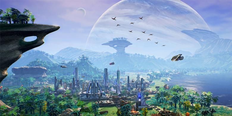 Aven Colony - Launch-Trailer des Sci-Fi-Aufbauspiels