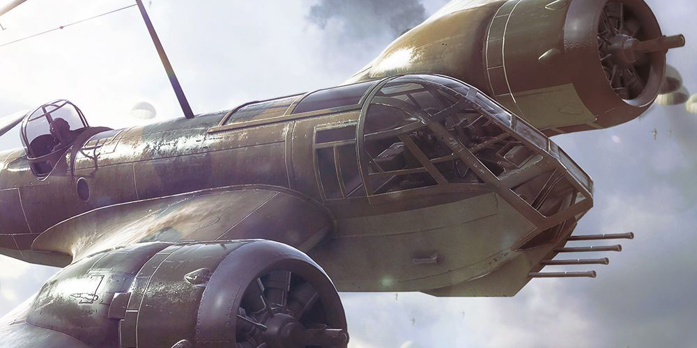 Battlefield V – Map Reveal & Roadmap der kommenden Monate