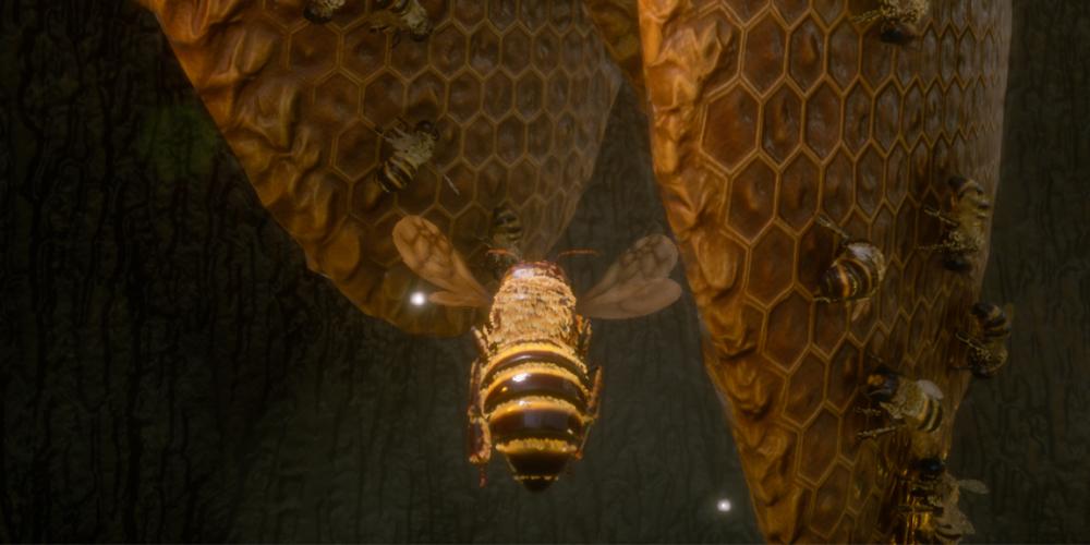 Bee Simulator – Launch Trailer zum heutigen Release