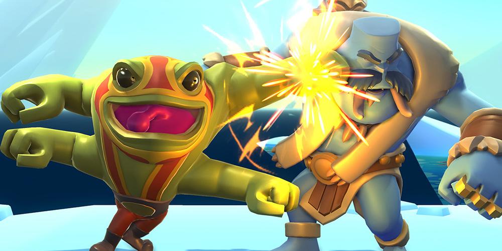Vorschau: Brawlout – Die schlagkräftigste Versuchung seit Smash Bros.