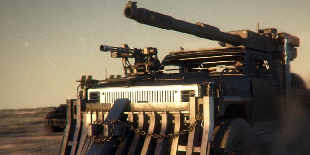 Crossout – MMOG startet Ende Mai auf PlayStation 4