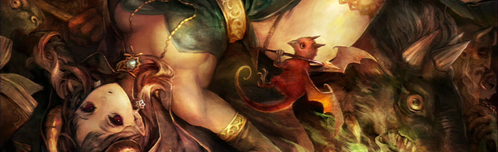 Dragon's Crown Pro – Orchestraler Soundtrack & Grafikvergleich im neuen Video
