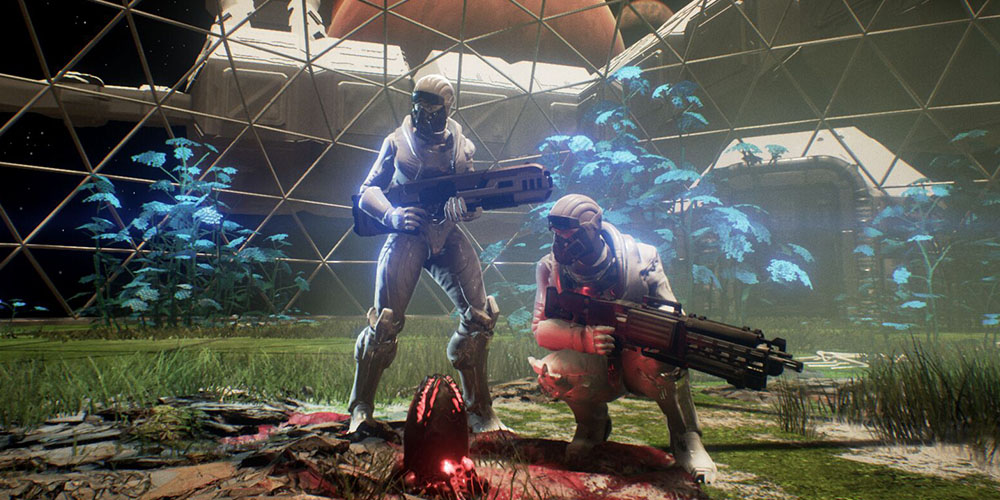 Genesis Alpha One – Team17 kündigt neuen Sci-Fi Shooter an