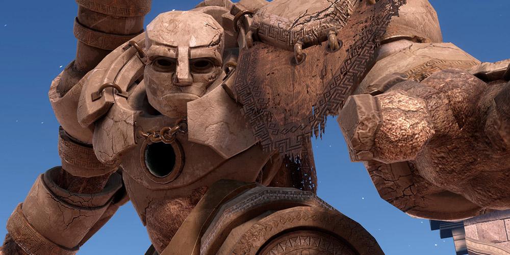 Golem – Erste Gameplay-Szenen zum VR-Titel