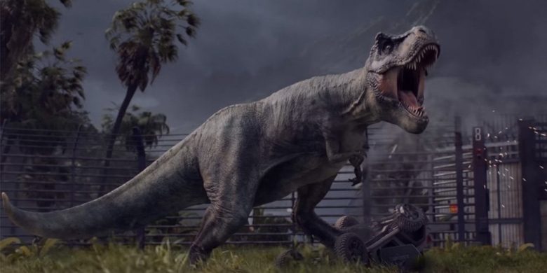 Jurassic World Evolution erscheint im Sommer 2018, Trailer