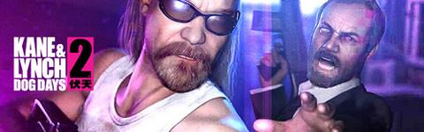 Kane & Lynch 2 Demo ab nächste Woche