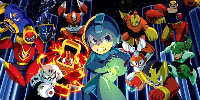 Mega Man Legacy Collection 1&2 für Switch bestätigt