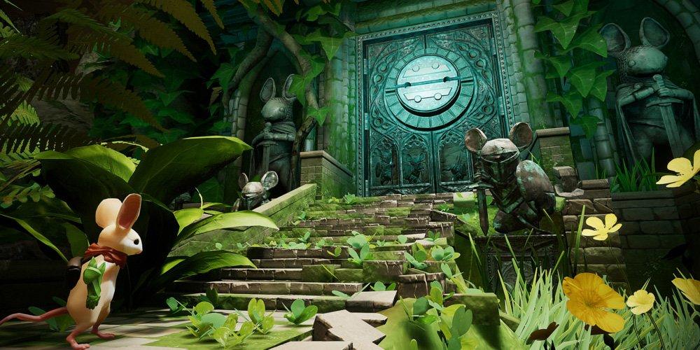 Moss – Stand-Alone Demo zum VR-Adventure erschienen