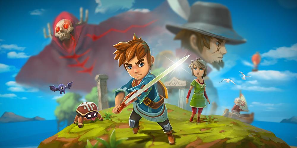 Oceanhorn – Kultiges Adventure ab morgen für PS Vita erhältlich, Demo veröffentlicht