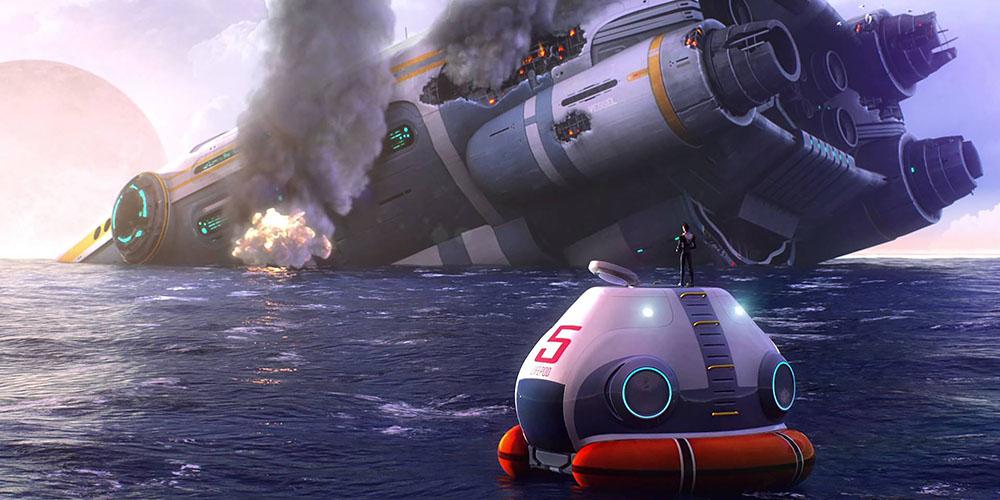 Subnautica – Unterwasser Open-World Adventure erscheint für PS4