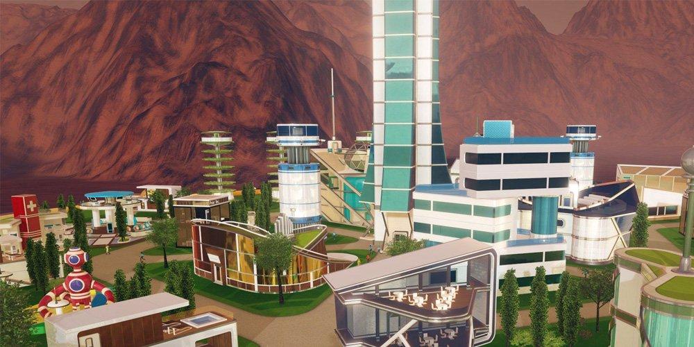 Surviving Mars – Neue Simulation zur Besiedlung des roten Planeten angekündigt
