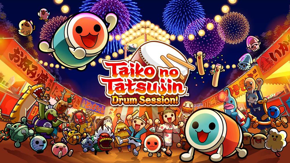 TEST: Taiko no Tatsujin: Drum Session! – Bist du eins mit dem japanischen Rhythmus?