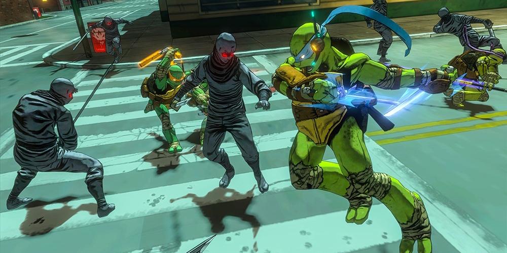 Teenage Mutant Ninja Turtles: Mutanten in Manhattan erscheint im Mai