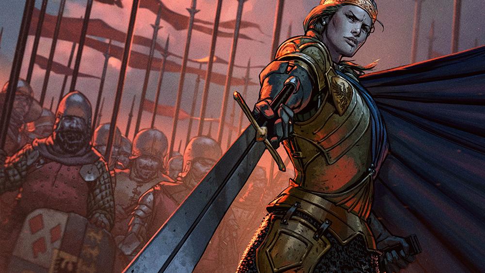 Thronebreaker: The Witcher Tales – Neuer Story Teaser & Gameplay eingetroffen
