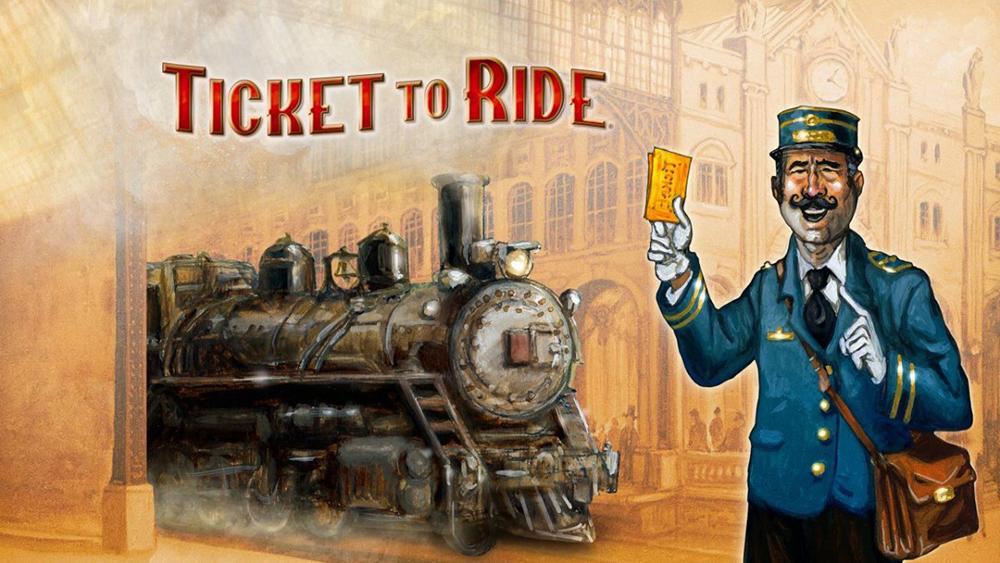 PlayLink – Ticket to Ride, Chimparty, Just Deal With It!, Melbits World & Wissen ist Macht: Dekaden erschienen