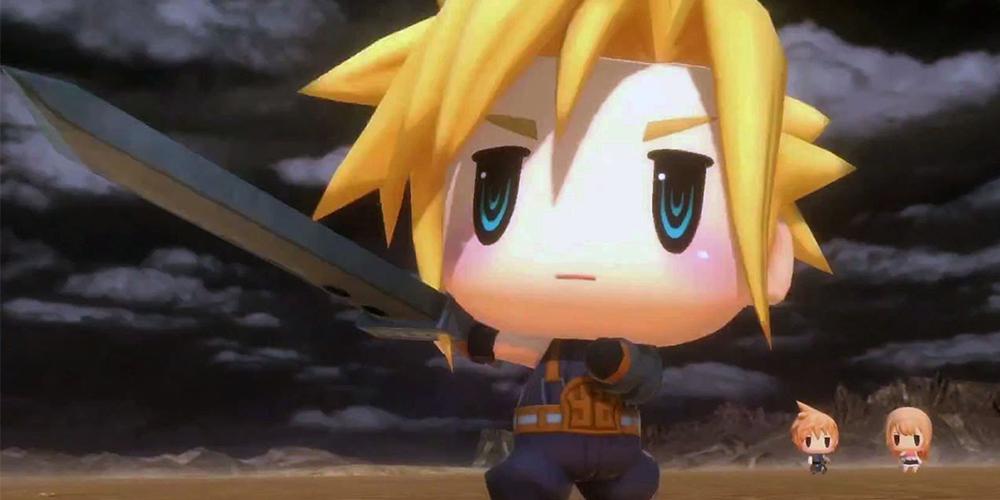 World of Final Fantasy – Champion Summon: Balthier DLC und Patch 1.03 erscheinen im März (UPDATE)