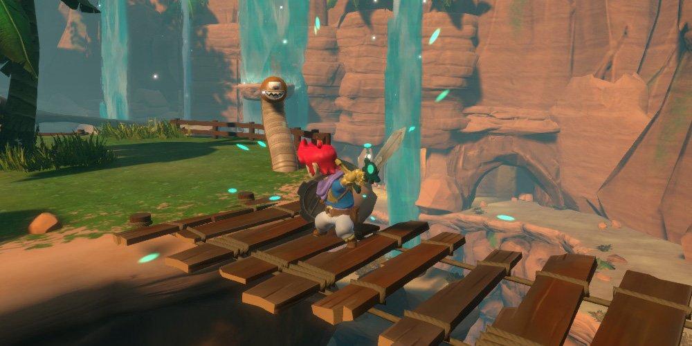 A Knight's Quest – Klassisches 3D-Adventure angekündigt