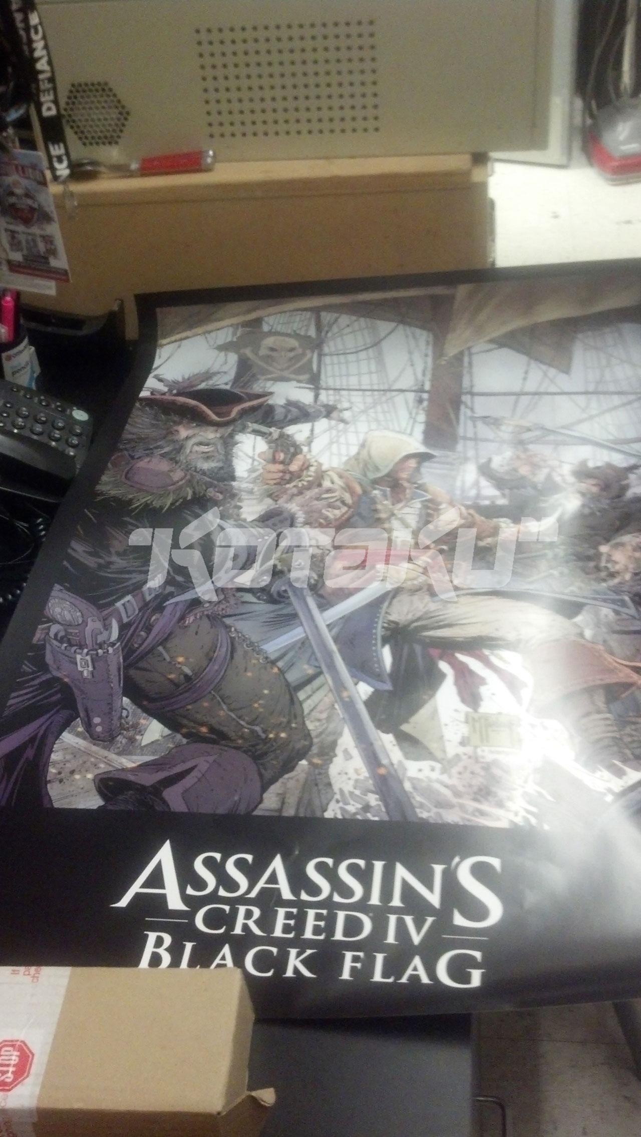 Assassins Creed IV: Black Flag – Ankündigung für Montag geplant