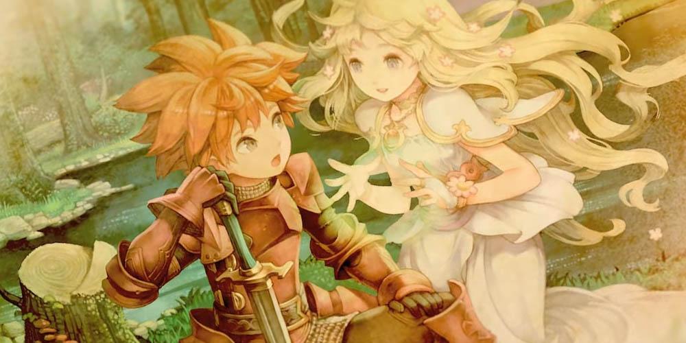 Square Enix arbeitet offenbar an der Collection of Mana