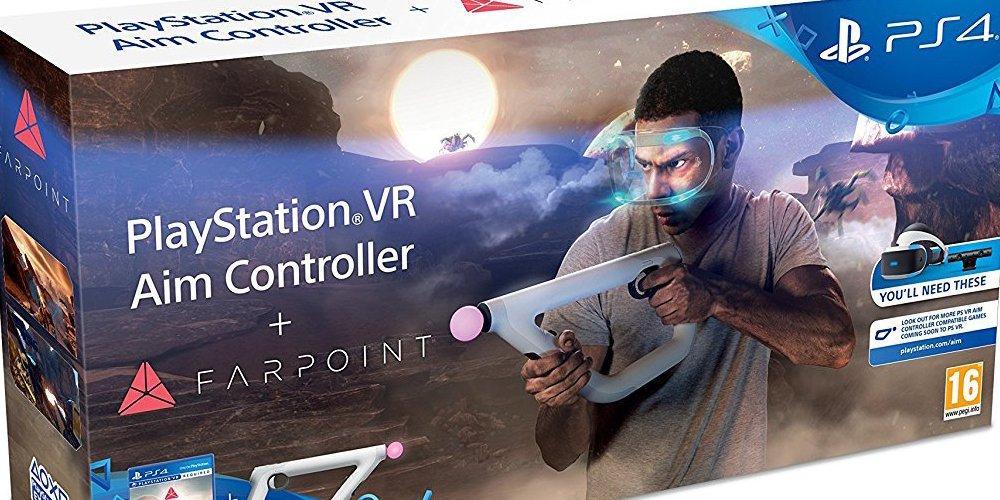 Farpoint – Unboxing des Aim Controller Bundle, plus PSVR Bundle Deal (Update)