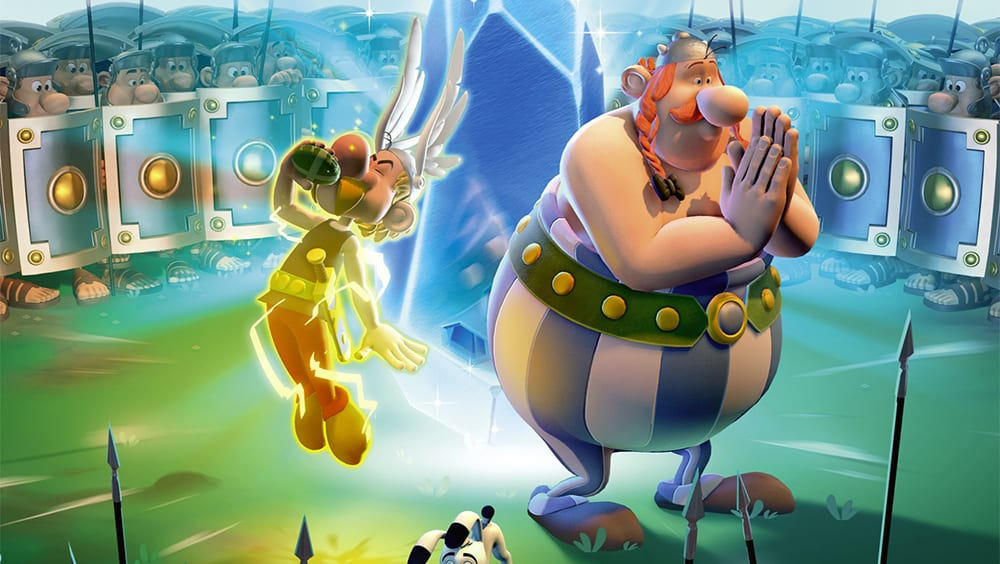Asterix & Obelix XXL 3 – The Crystal Menir – Launch Trailer erschienen