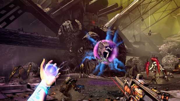 Borderlands 2 – Details & Bilder zum 'Sir Hammerlock's Big Game Hunt' geleakt