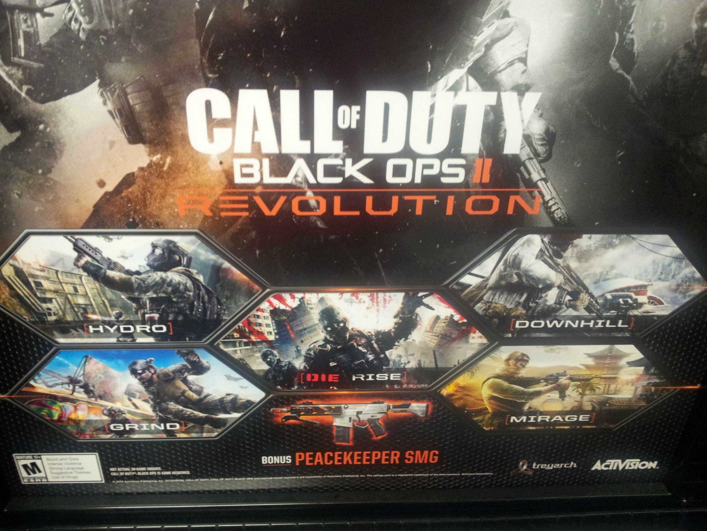 Gerücht: Erster DLC für Call of Duty: Black Ops II geleakt on