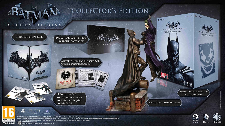 Batman: Arkham Origins Collector´s Edition heute bei den gamescom Deals