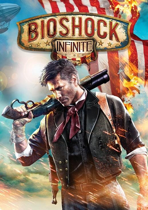 BioShock Infinite – 2K Games präsentiert das offizielle Boxart