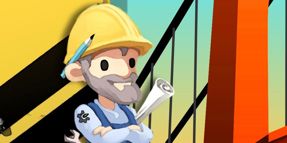 TEST: Bridge Constructor – Alles eine Frage der Stabilität