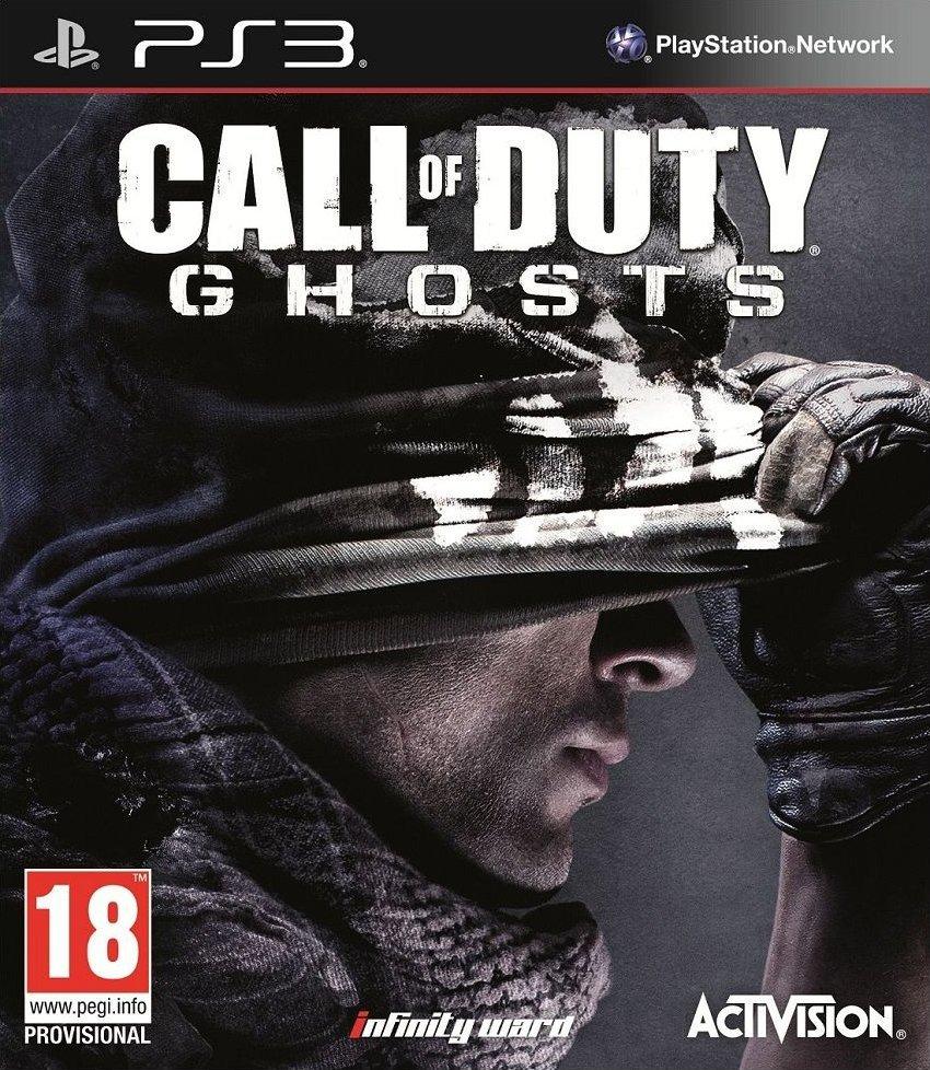 Call of Duty: Ghosts – Britischer Händler veröffentlicht Packshot