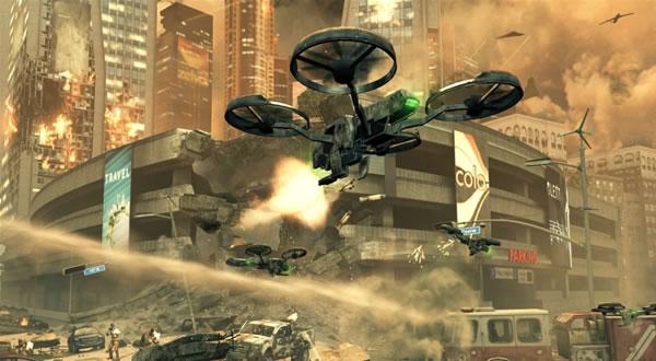 Call of Duty: Black Ops II – Offizieller Gameplay-Trailer zum 'Revolution' DLC
