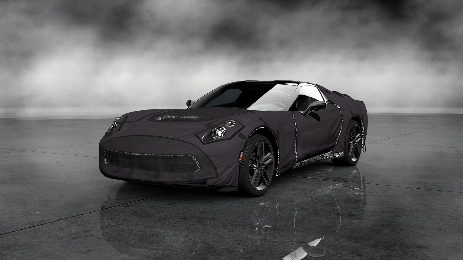 Gran Turismo 5 – Corvette C7 Test Prototype '13 ab heute verfügbar