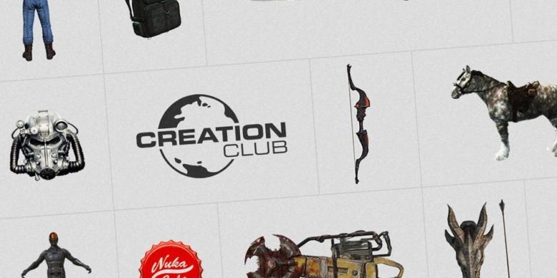Bethesda kündigt Creation Club an