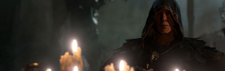 The Dark Sorcerer – Beeindruckende PS4 Tech-Demo von Quantic Dream