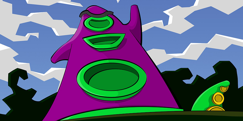 Day of the Tentacle Remastered Release-Datum bestätigt