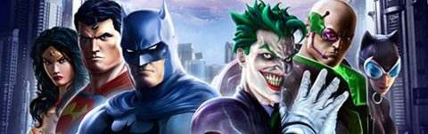 DC Universe Online – Trailer zum 'Fight for the Light' Add-On