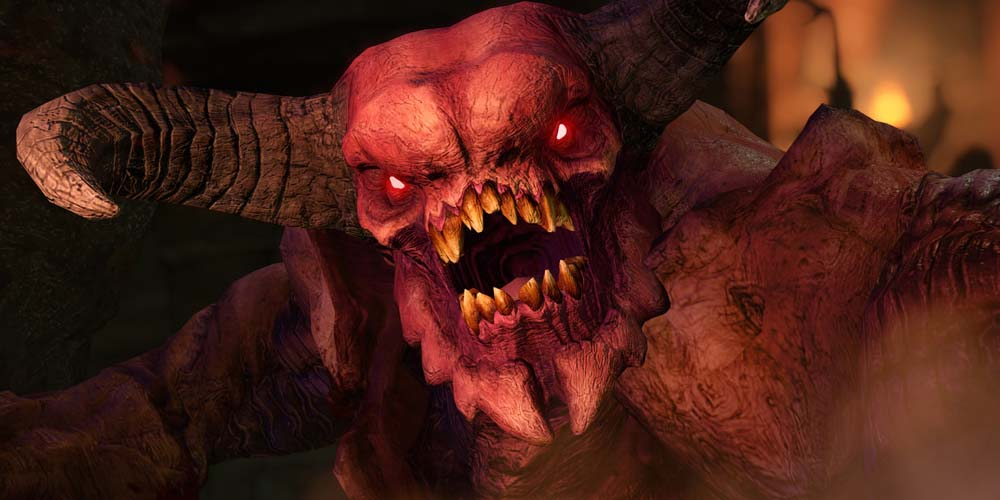 DOOM Eternal verzichtet auf einen traditionellen Multiplayer