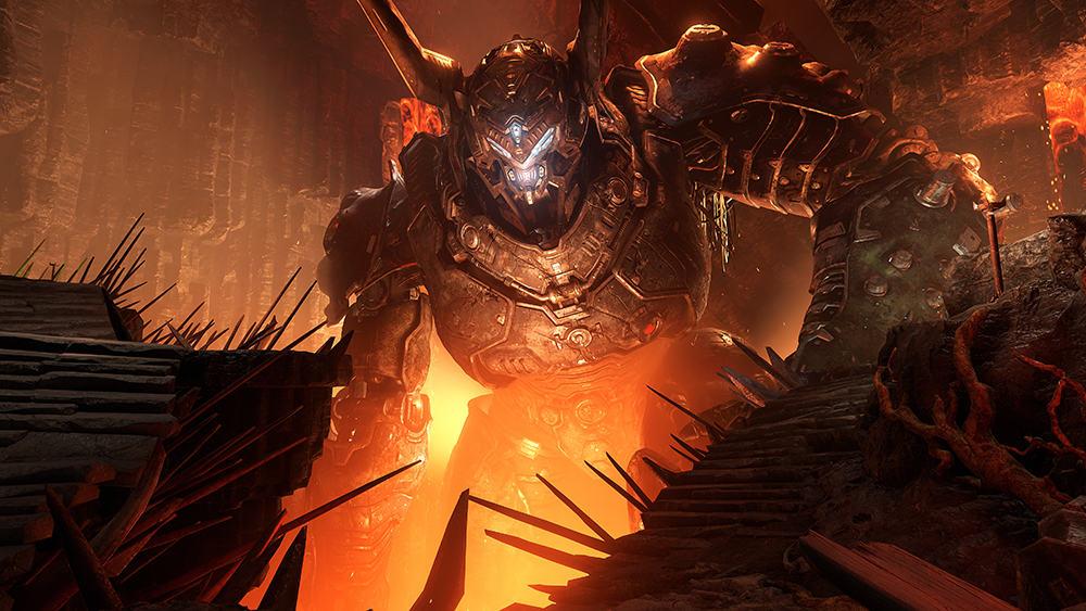 DOOM Eternal – Zahlreiche Gameplay-Eindrücke vom PAX Event