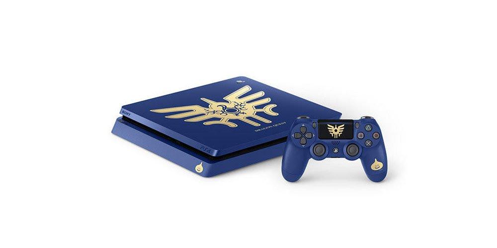 Dragon Quest XI – Japan erhält spezielles PS4 Slim Bundle
