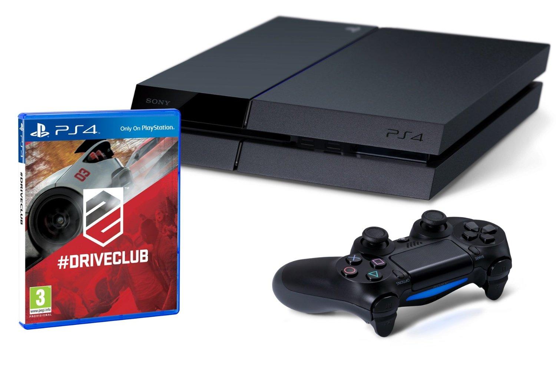 PS4 DriveClub Bundle wird direkt zum System-Seller