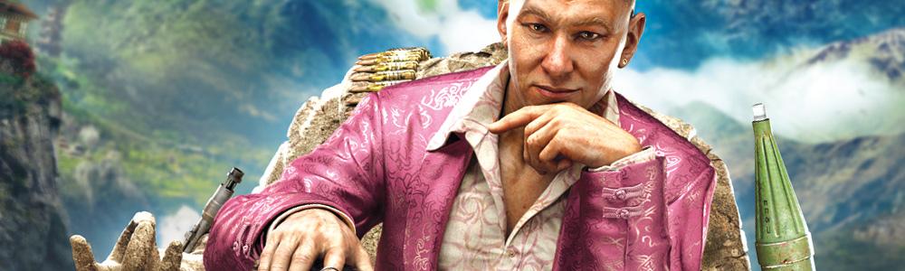 Far Cry 4 – Ubisoft lädt nach Kyrat ein, inkl. CGI-Trailer
