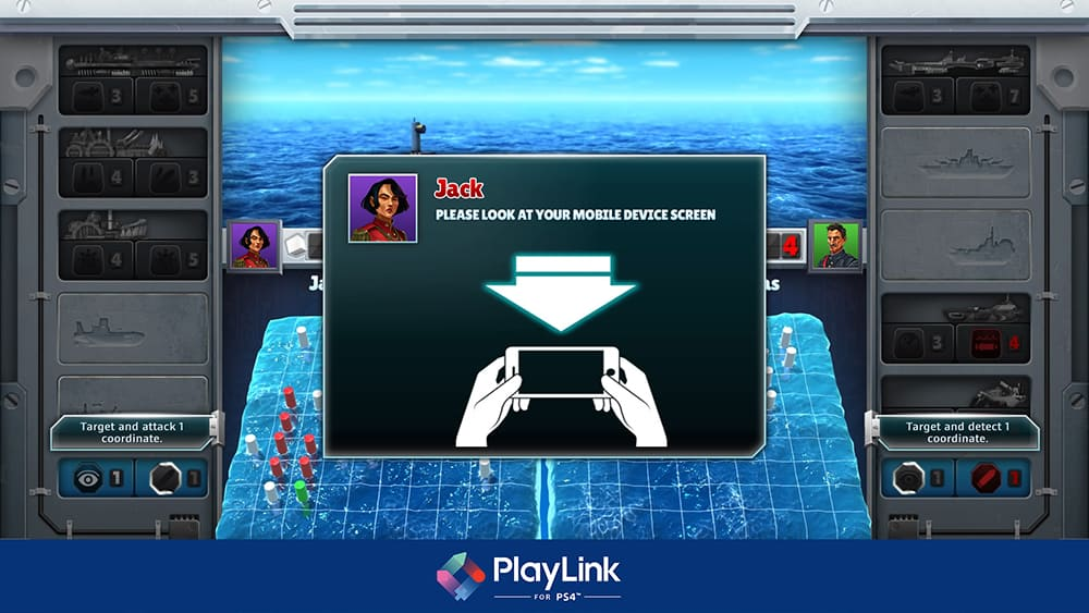 Flottenmanöver ab sofort als PlayLink Titel verfügbar