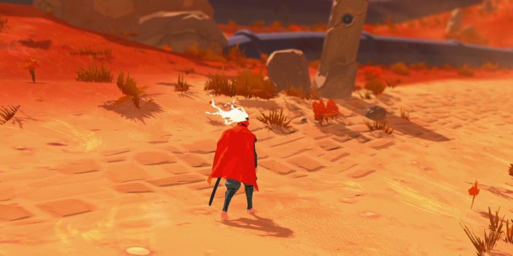 Furi: One More Fight DLC ab sofort erhältlich, inkl. Launch Trailer