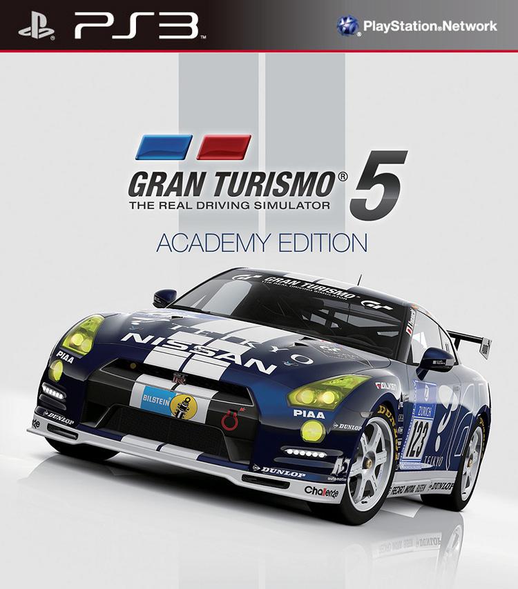 Gran Turismo 5  – GT Academy Challenge startet am 01. Januar