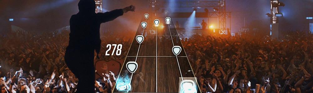Guitar Hero Live – Song-Nachschlag für alle 80er-Fans in den neuen Live Premiumshows