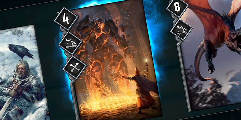 GWENT: The Witcher Card Game angekündigt