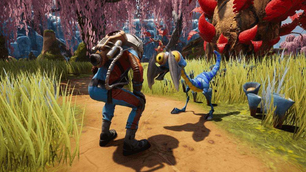 Journey to the Savage Planet mit neuen Gameplay-Eindrücken
